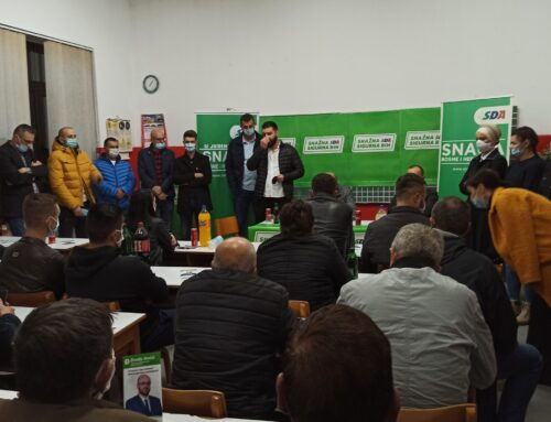 U jedinstvu je snaga: Srnice Gornje i Biberovo Polje složno uz SDA